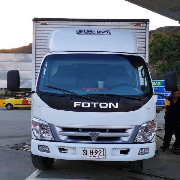 Se vende camion foton olin modelo 2008 con trabajo