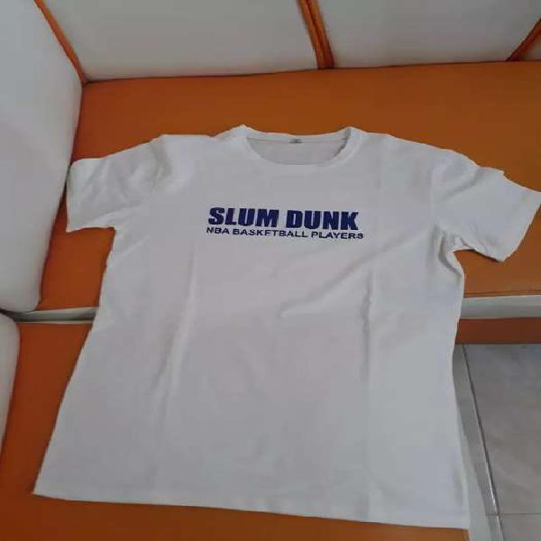Vendo camisetas para caballero o niño talla s.