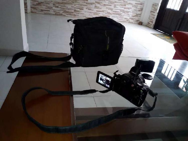 Camara canon powershot sx40