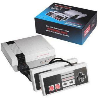 Consola retro clásica estilo nintendo 620 juegos