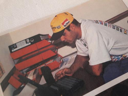Juan pablo montoya formula uno revista de coleccion año