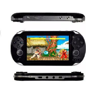 Mp5 consola emulador juegos retro nintendo y game boy 8gb