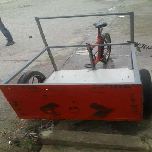 Triciclo de carga bueno