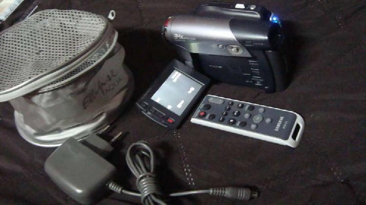 Video camara digital samsung 34x vp-dc173
