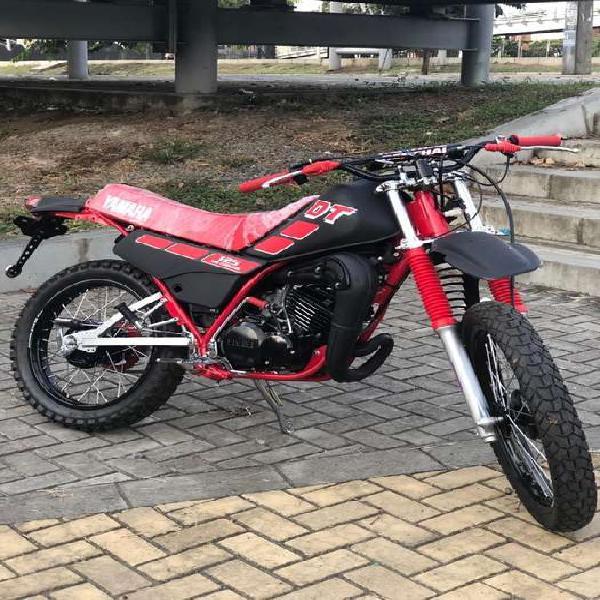 Yamaha dt armada desde 0 con facturas justificables