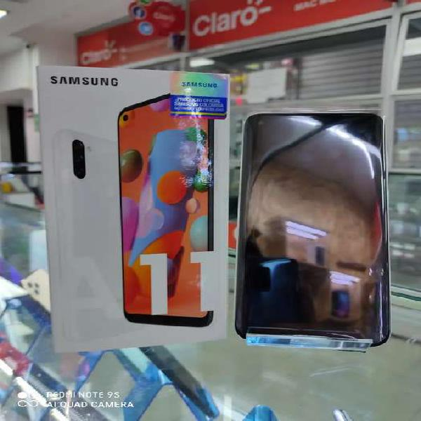 Samsung galaxy a11 de 32 g. nuevos