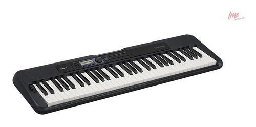 Teclado casio ct-s300 teclado cts300 con adaptador organeta