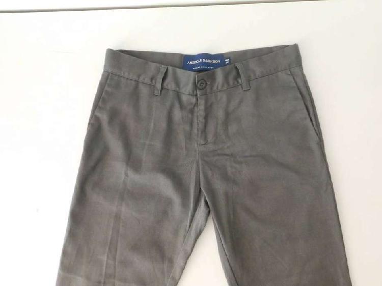 Pantalon como nuevo poco uso para niño talla 28 american