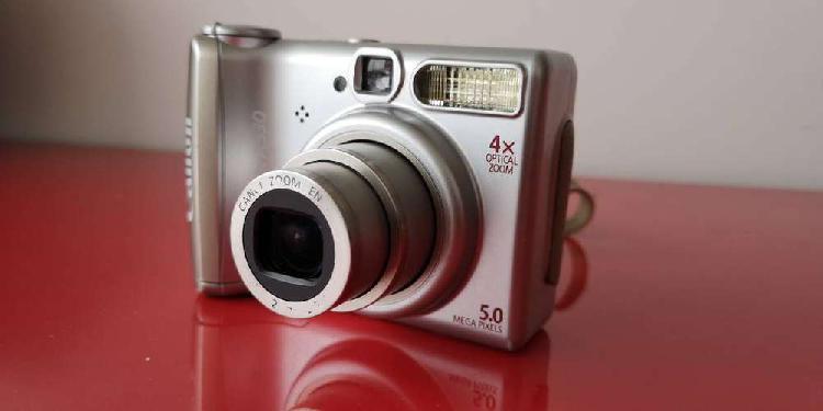Cámara fotográfica canon powershot a530