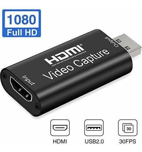 Goodan tarjetas captura vídeo audio - hdmi usb 2.0 - alta
