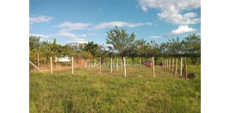 Lote en venta jamundí urbanizacion villas de rio claro