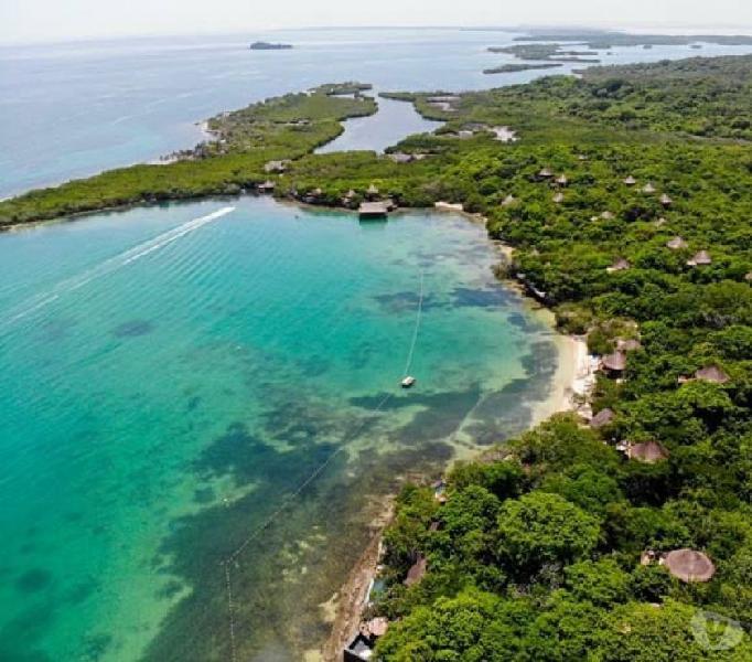 Terreno exclusivo en venta isla barú