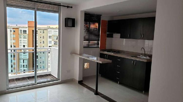 Venta de apartamento en el norte de armenia 48 mts2, dos