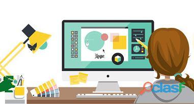 Se busca diseñador grafico