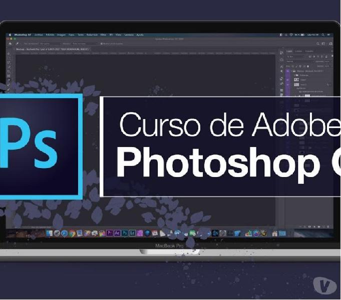 Curso corel y photoshop con profesionales