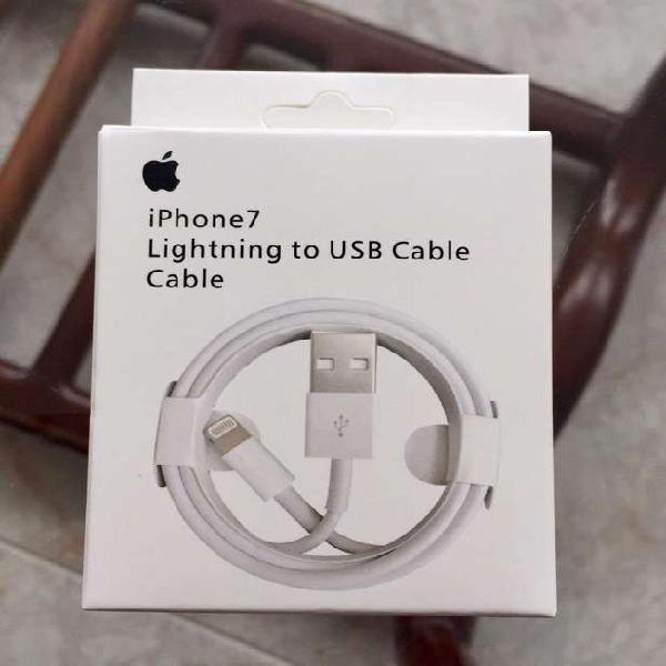 Cable lightning a usb homologado para iphone, ipad, ipod