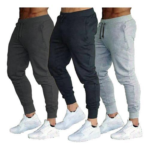 Pantalón sudadera jogger x 3 unidades