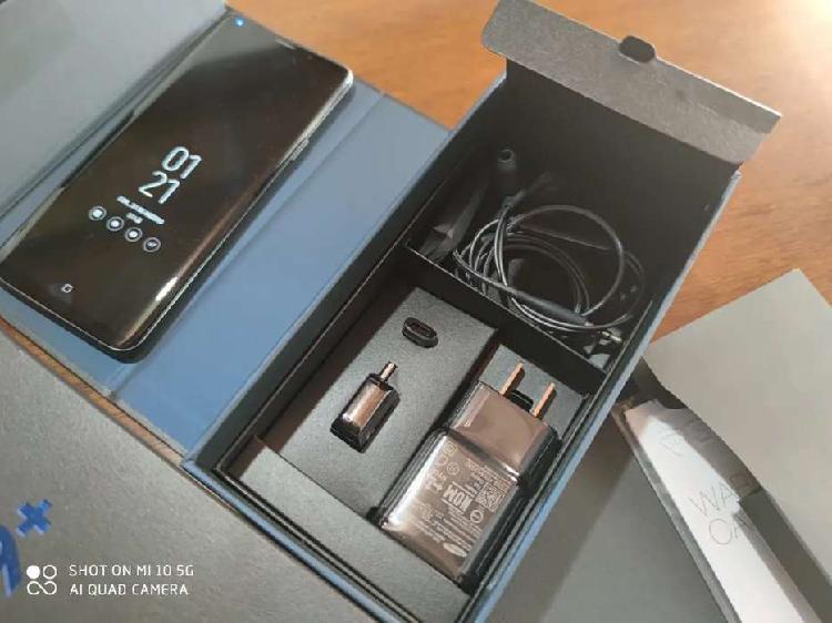 Samsung s9 plus, en caja original y sus accesorios medellin