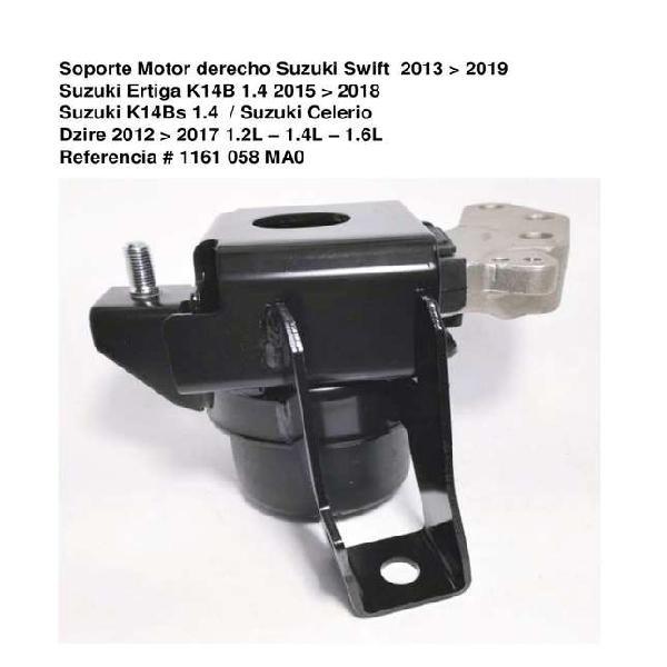 Soporte motor y caja para suzuki swift suzuki ertiga suzuki
