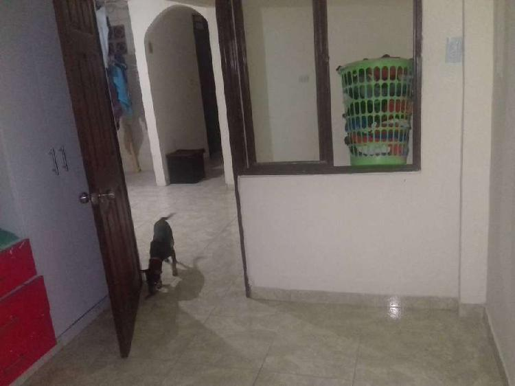 Se arrienda habitacion persona sola