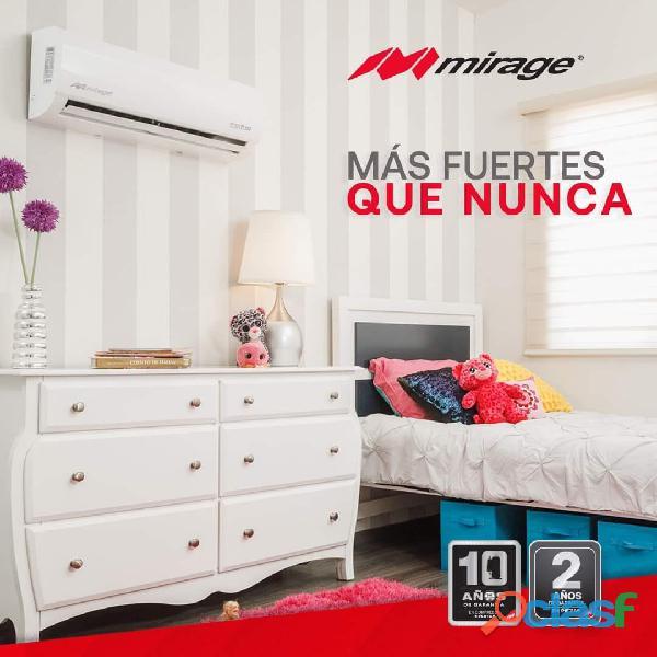 AIRE ACONDICIONADO MIRAGE MAGNUN 17 INVERTER DE 12.000 BTU 110V 1