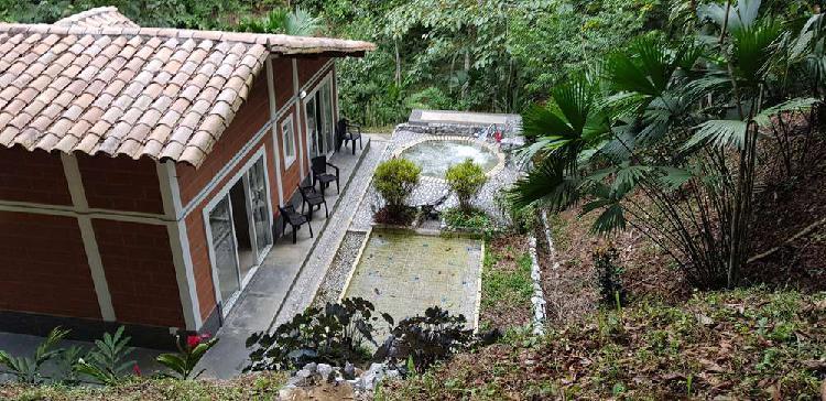 Casa de recreo reserva del río claro antioquia _