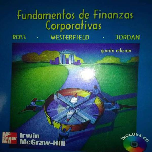 Libro original: fundamentos de finanzas corporativas