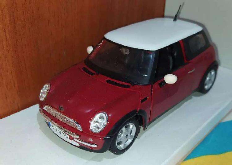 Carro colección mini cooper