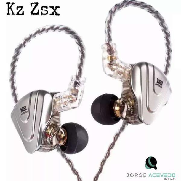 In ear kz zsx