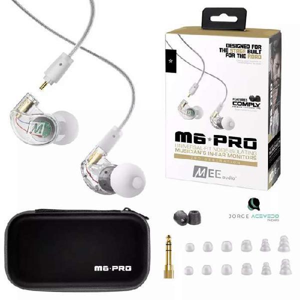 In ear m6 pro segunda generación