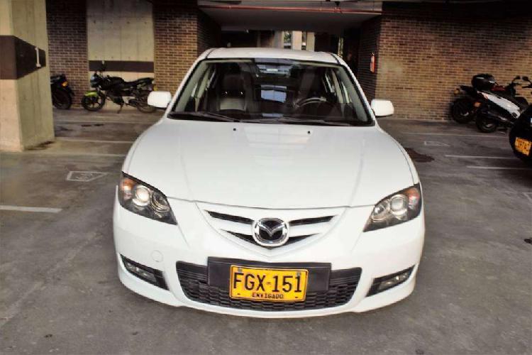 Mazda 3 automático 2.0cc excelente estado