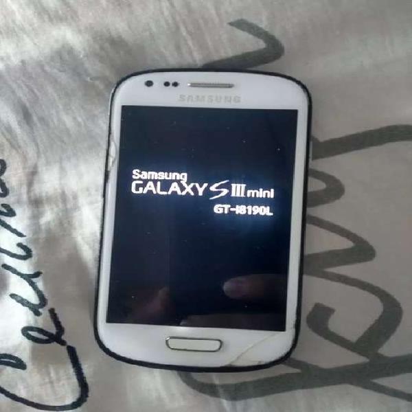 Samsung s3 mini blanco