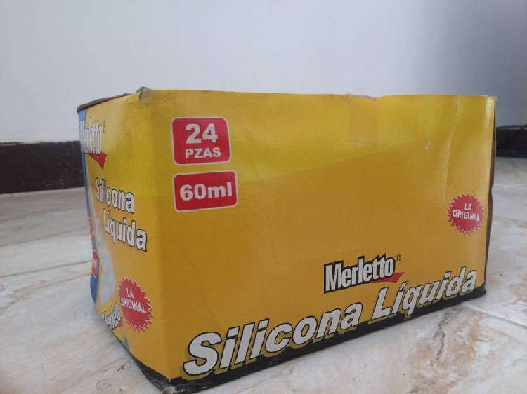 Silicona merletto 60ml