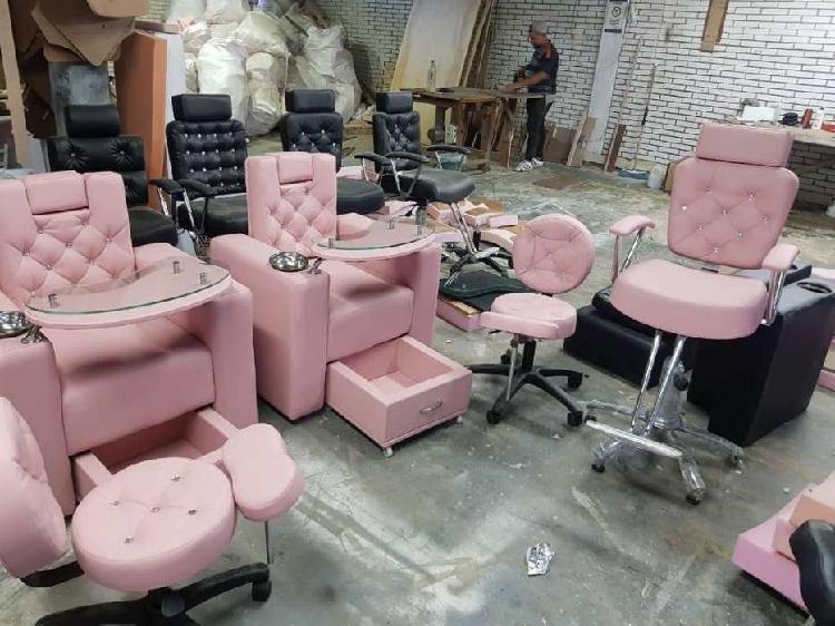 Fabricamos muebles para peluqueria