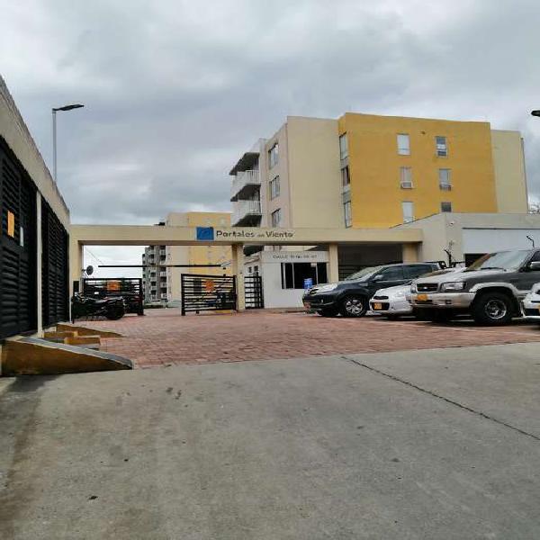 Apartamento en arriendo en cali la hacienda codabmtb2648