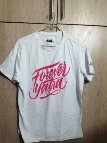 Camiseta forever yatra