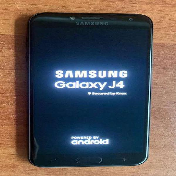 Samsung galaxy j4 android celular como nuevo