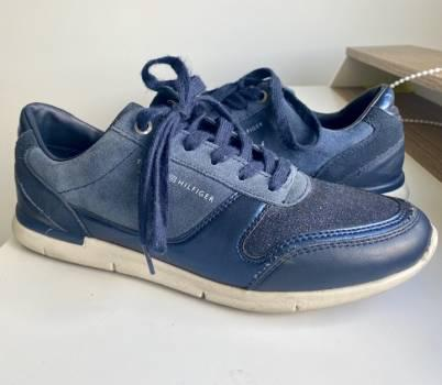 Tenis mujer tommy hilfiger