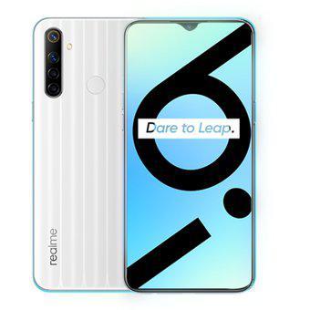 Celular realme 6i Blanco 64 GB