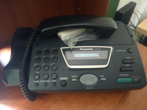 Fax Panasonic Kx-ft71 Óptimo Estado