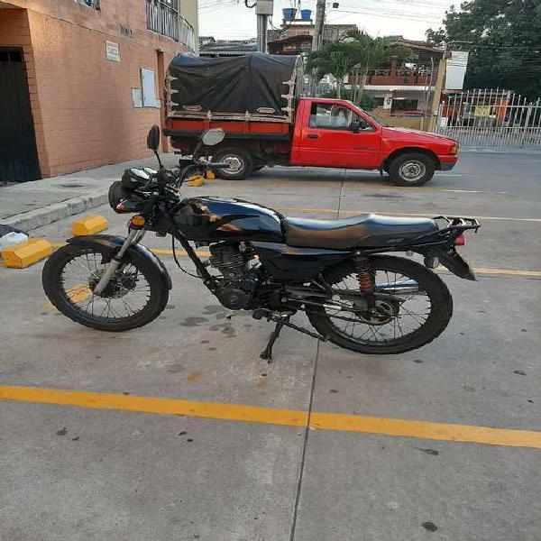 Motocicleta nkdr 125