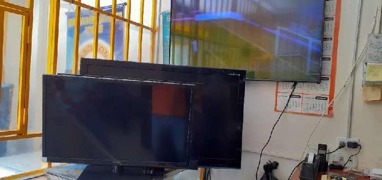 Tv lcd y led diferentes pulgadas