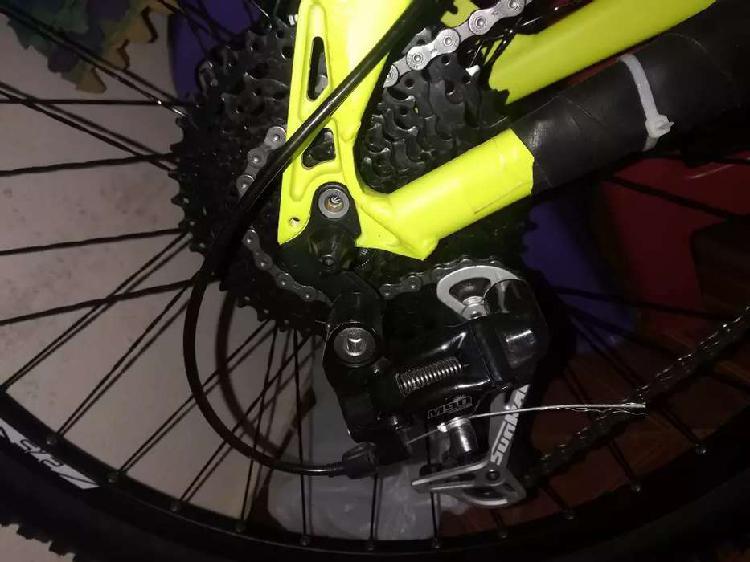Vendo bicicleta Jumper Dh