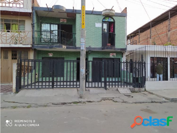 Casa bifamiliar en venta en aguablanca - cali (j.c.)