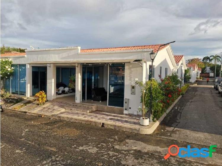 Rv256 se vende casa conjunto villa nueva girardot
