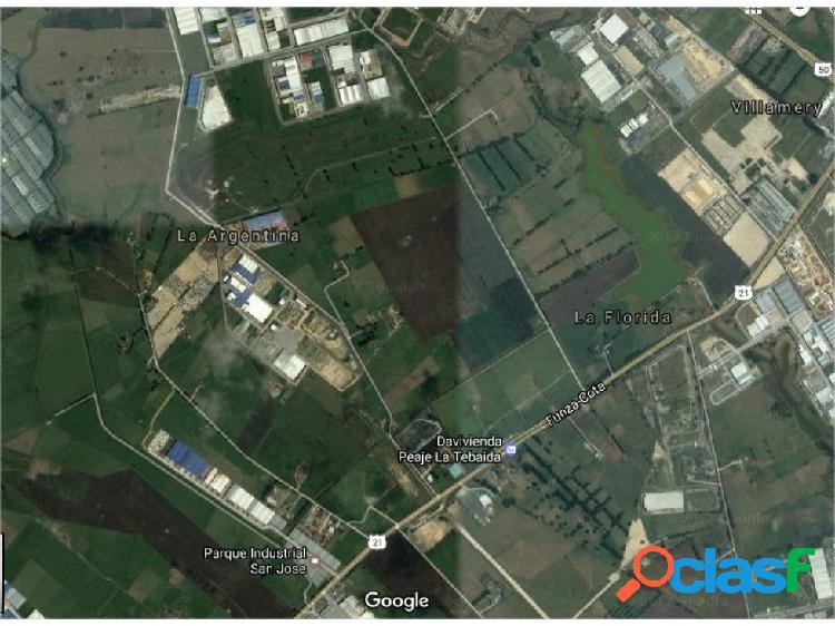 lote en parque industrial 1000 m2 y 2000 m2