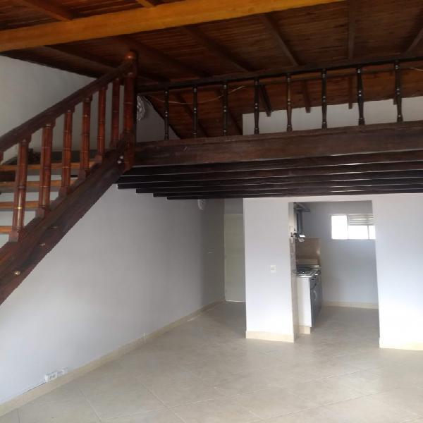 Arriendo apartamento en villa hermosa la mansion