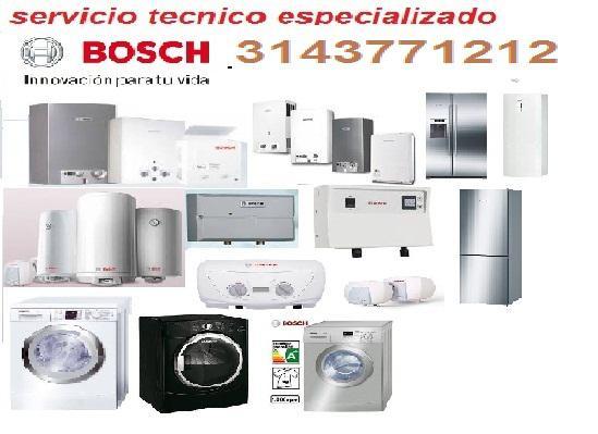 servicio tecnico especoalizado de calentadores bosch tel