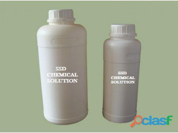 SSD Solution Chemical y polvo de activación a la venta