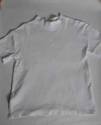 Camiseta cuello tortuga